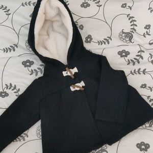 Fleece lined jacket by Carter's